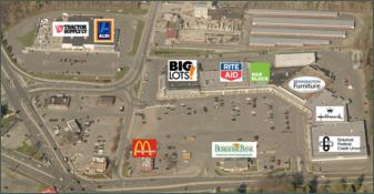 Allendale Shopping Center