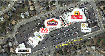 Plainview Ny Morton Village Plaza Retail Space For