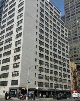 38th and 3rd Ave