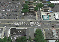 Hylan Shopping Center: