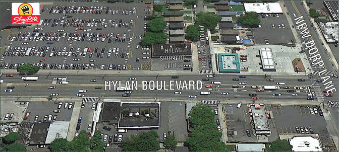 Hylan Shopping Center