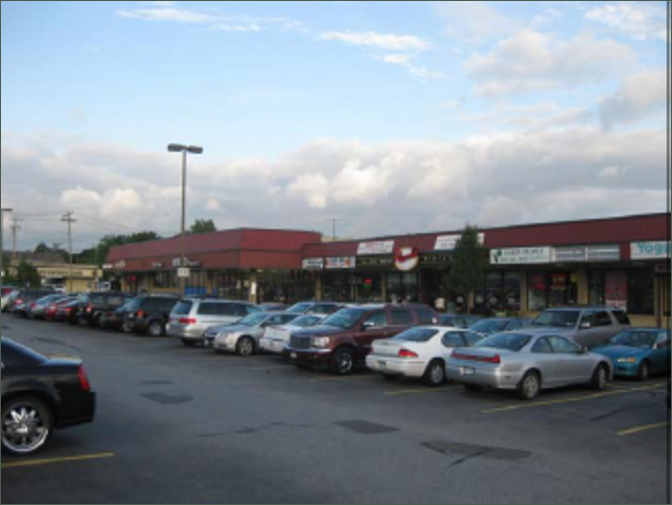 Bellmore Shopping Center