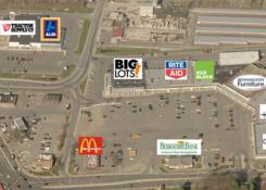 Allendale Shopping Center: